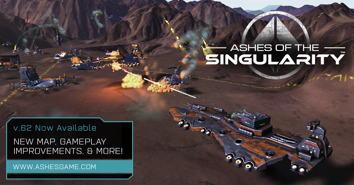 The Latest Ashes Update Brings a New Map, Gameplay ...